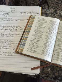 The title of this post might sound like an exaggeration, but truly, this idea (that I did NOT come up with on my own!) has been the BEST thing to happen to our home since sliced bread. {grin} Here is where I first got wind of this fabulous idea: How I'm Using Spiral Notebooks to …