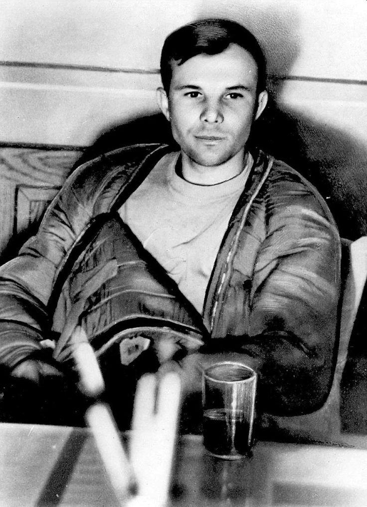 Он сказал: «Поехали!» Yuri Gagarin