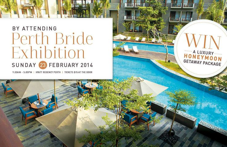 Perth Bride Exhibition sponsored by Courtyard by Marriott Bali Nusa Dua