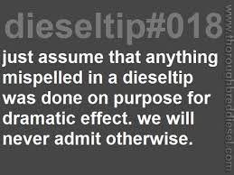DieselTip #018