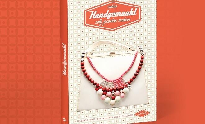 Zahia schrijft een boek! Handgemaakt zelf juwelen maken