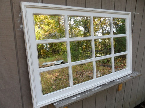 30 X 48 Window Multi Pane Pottery Barn Mirror Ebay 335