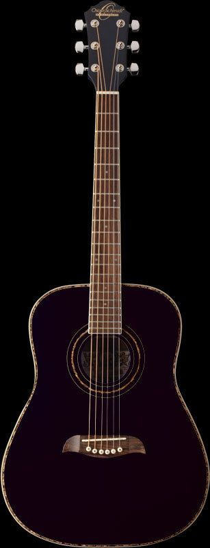 Oscar Schmidt OG1B 3/4 Size Acoustic Guitar