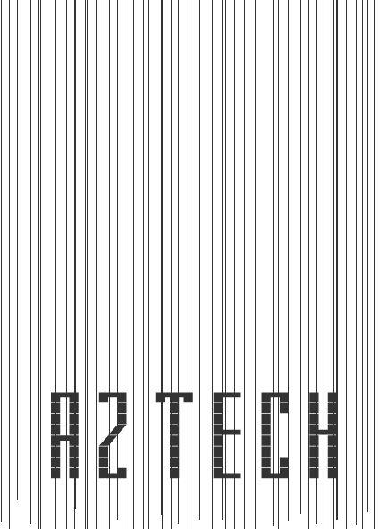 Aztech Artwork, 2013. (ryanjhughes).