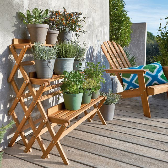 Id al pour votre jardin ou votre terrasse cette petite for Decoration petite terrasse