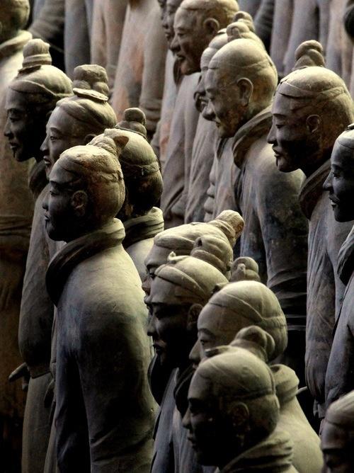 39 best imag... Terracotta Army Qin Dynasty 210 Bc Art