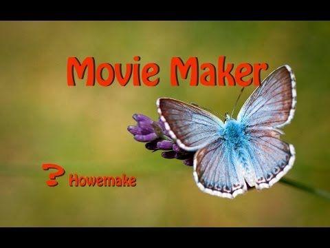 Πώς θα φτιάξετε τις δικές σας ταινίες με το Movie Maker - YouTube