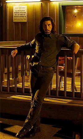 Adam Driver (Logan Lucky)