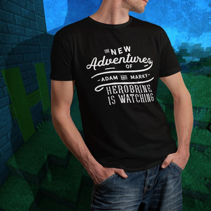 Enter #AmazonGiveaway for a chance to win The New Adventures of Adam and Marky Herobrine is Watching Retro Vintage T-Shirt 2XL Black brand by Adam and Marky for U.S participants only.   Awesome Herobrine t-shirt prize!! NO PURCHASE NECESSARY. Ends Jun 25, 2017 11:59 PM PDT. For all contests Amazon requires you to submit your personal information such as name, address and email to be eligible to win a prize. See Official Rules http://amzn.to/GArules.