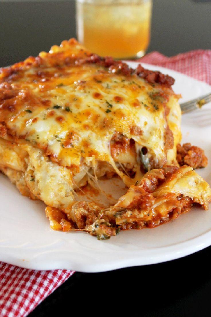 Cajun Lasagna Recipe Ragu Sauce Cajun Sausage And Sauces