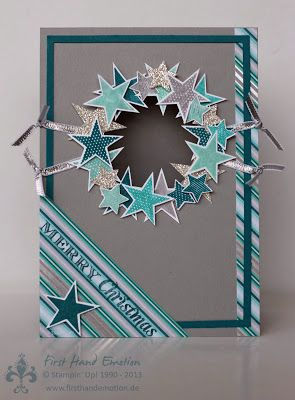 Stampin' Up! Seeing Stars by First Hand Emotion.