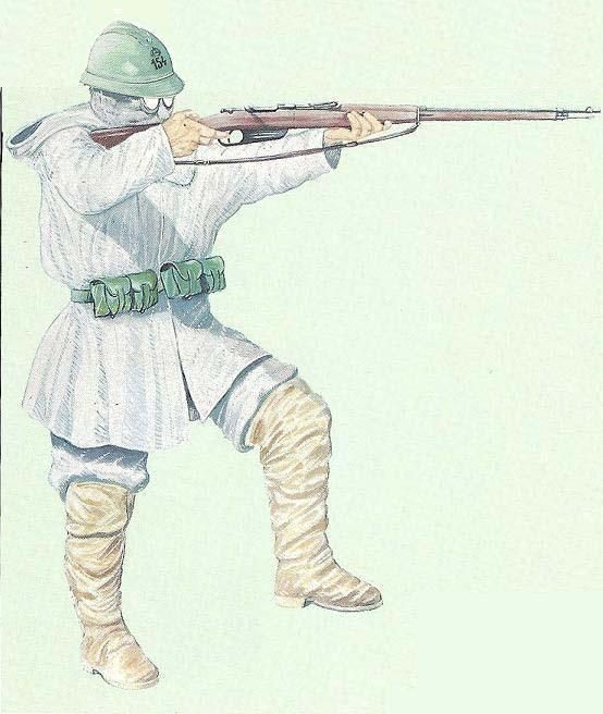 Regio Esercito - Fante del 154° Reggimento Fanteria, 1915-18
