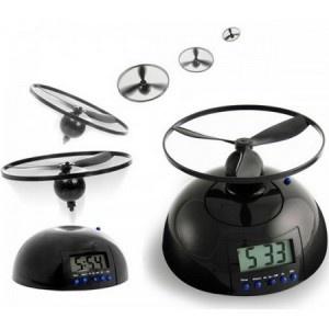 Le réveil le plus original et high tech du moment débarque sur Pinklemon... et dans votre intérieur ! Le réveil hélicoptère fera, à coup sûr, une idée cadeau parfaite pour tous les gros dormeurs. Ainsi, une fois votre réveil paramétré, l'hélicoptère s'envolera lorsque la sonnerie retentira ! Pour découvrir ce produit : http://www.pinklemon.fr ! Pinklemon, le zeste de cadeaux pas chers.