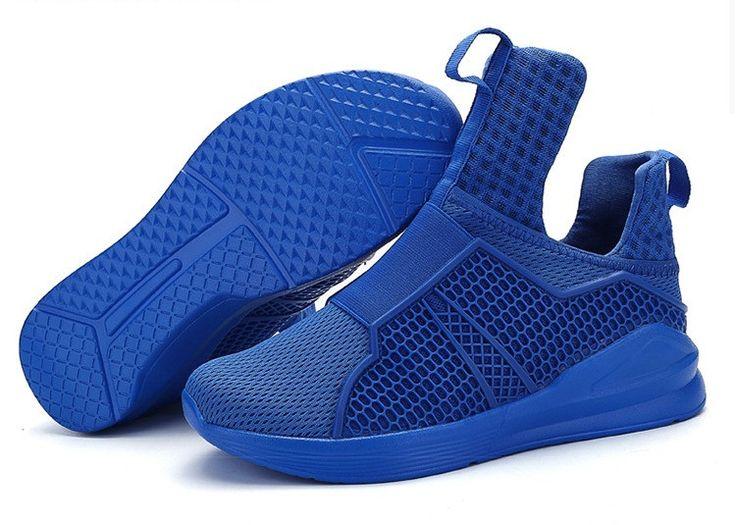 Hot Sale men shoes Brand Designer breathable air mesh casual shoes fenty men trainers ultra light free shoes zapatillas hombre