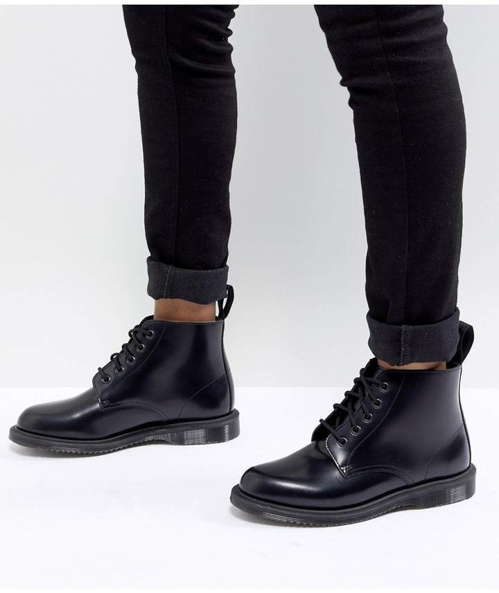 Up Emmeline Leather DrMartens Refined Lace BootDr xBoeWCrd