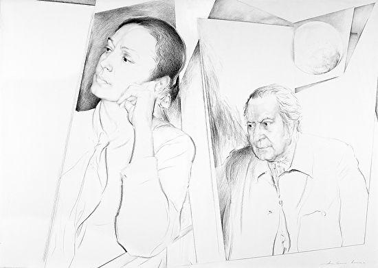 OGGI FINISSAGE ORE 18 - INCONTRO CON I MAESTRI ANTONIO CICCONE & LUIGI FALAI: OMAGGIO A PIETRO ANNIGONI II | DANIELLE VILLICANA D'ANNIBALE - Blog