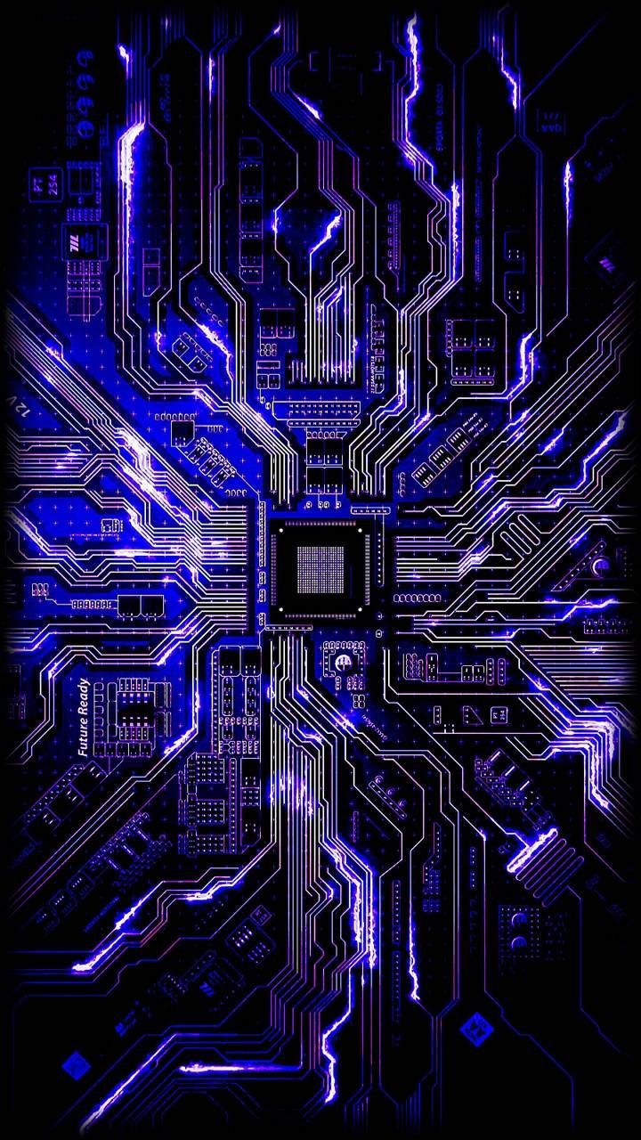 Download Chip Circuit Wallpaper By Andy 951159 67 Free On