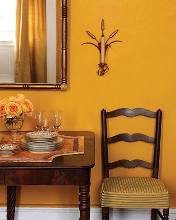 25 best ideas about yellow rooms on pinterest yellow Bright yellow wall paint