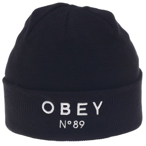 Obey Pearse Beanie from City Beach Australia