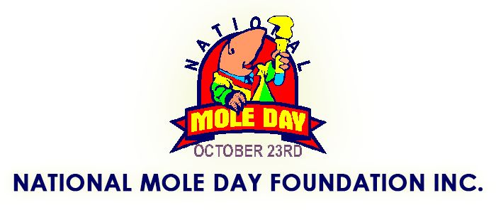 What is Mole Day?  Celebrated annually on October 23 from 6:02 a.m. to 6:02 p.m., Mole Day commemorates Avogadro's Number (6.02 x 1023), which is a basic measuring unit in chemistry. Mole Day was created as a way to foster interest in chemistry. Schools throughout the United States and around the world celebrate Mole Day with various activities related to chemistry and/or moles.