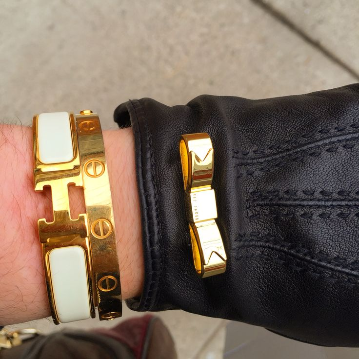 Hermes, Cartier and Ted Baker