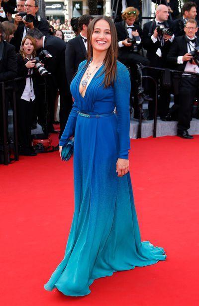 Marie Gillain au Festival de Cannes 2015 - REUTERS En savoir plus sur http://www.lexpress.fr/culture/cinema/en-direct-festival-de-cannes-2015-suivez-la-ceremonie-d-ouverture_1679637.html#kyc3eXdedRx79KJA.99
