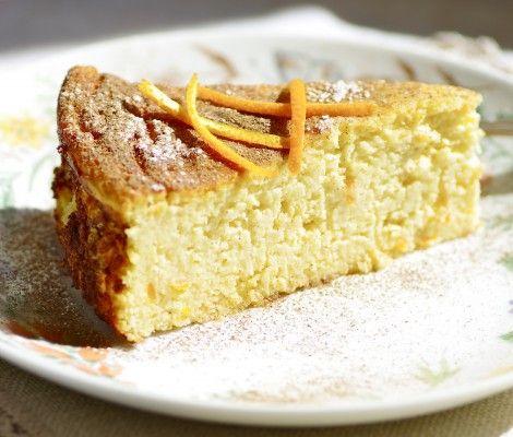 Moliūgų ir varškės pyragas