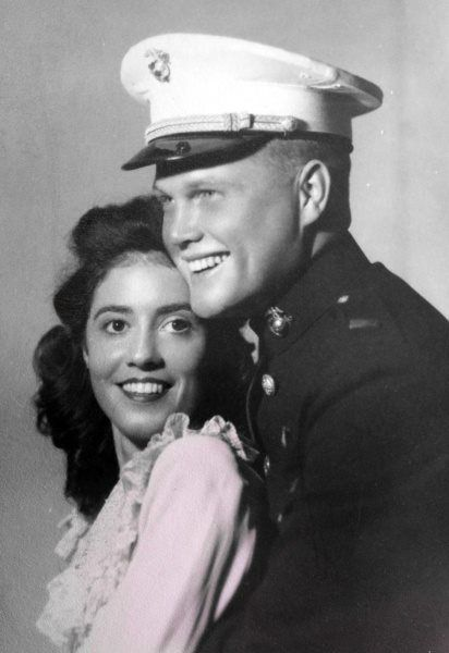 John and Annie Glenn