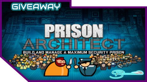Win a copy of Prison Architect on Steam (09/10/2017) {??} via... IFTTT reddit giveaways freebies contests