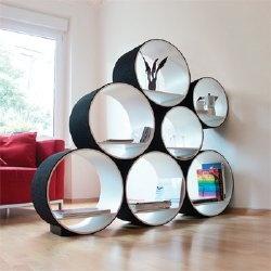 Tube Shelves