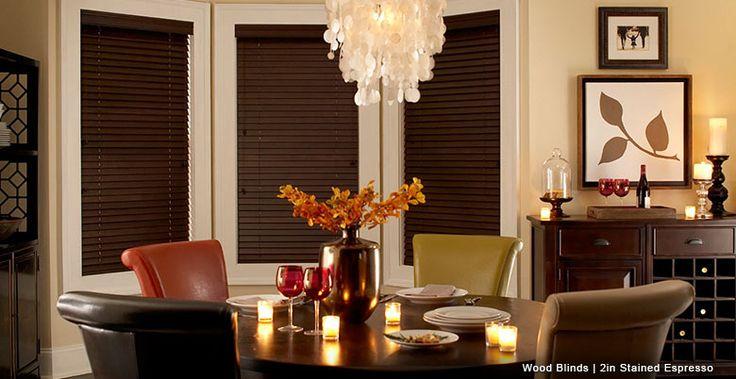Best 25 Dark Wood Blinds Ideas On Pinterest Living Room
