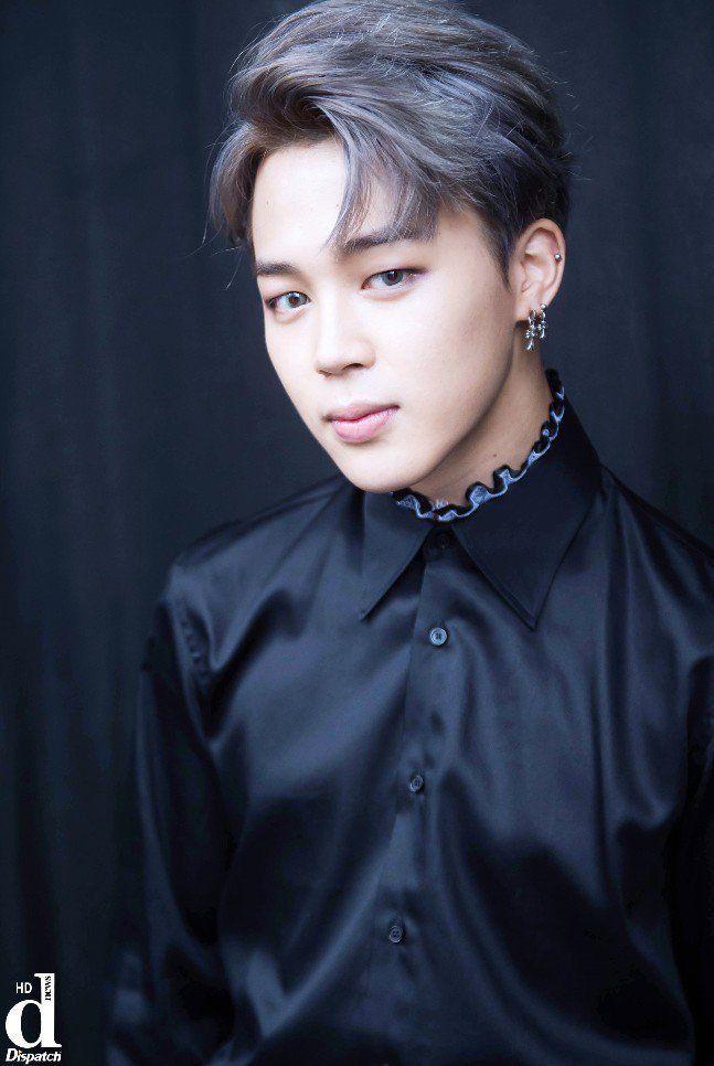 Korea Korean Kpop Idol Boy Band Group Bangtan Bts Jimin S Best Hairstyles Grey Silver Two Block Comma Hair Hairstyle Guys Boys Men K Bts Jimin Jimin Park Jimin