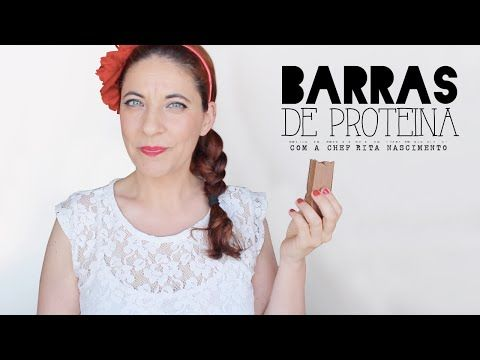 Barras de Proteina - YouTube