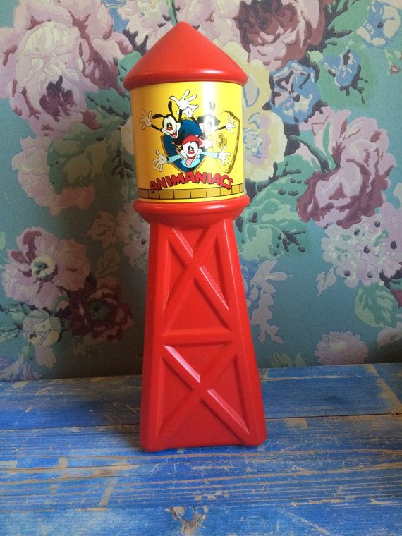 Animaniacs Piggy Bank by FutureFighter on Etsy