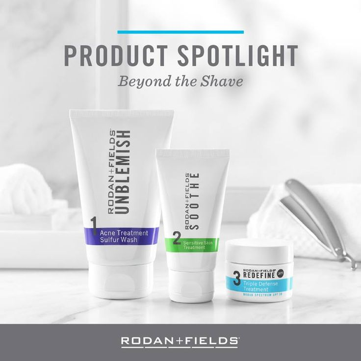 Product Spotlight -- BEYOND THE SHAVE  While we absolutely recommend that men purchase and use a full REGIMEN regularly for their skin issues, the Beyond the Shave is perfect for alleviating razor burn, red splotchy skin and irritation.  Order yours today or ask me more.. http://bit.ly/TTOBTShave