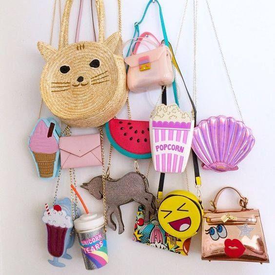Fun & Creative Handbags - Prices & Stores