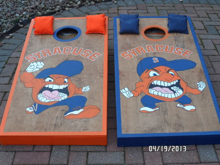 Ana White | Build a Cornhole Boards and Bags | Free and Easy DIY Project and Furniture Plans