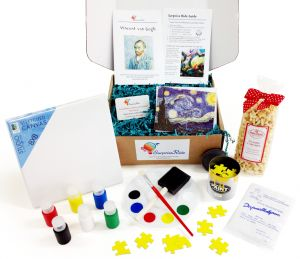 Surprise Ride – Monthly Box for Kids 6-11