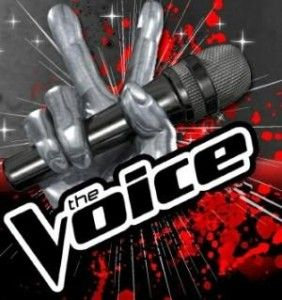 """The Voice...I LOVE this show-even though Chase doesn't :) He can have his """"Pawn Stars"""" & """"Auction Hunters"""" & I can have """"The Voice"""" :)"""