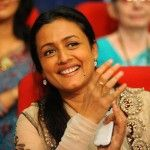 Is Namratha watching Aagadu with Fans?