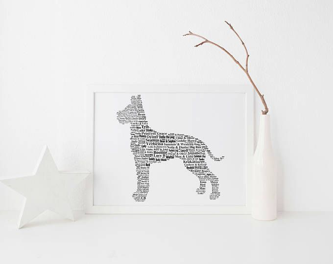 Great Dane Dog Custom Print FREE UK Postage - Personalised Pet Portrait - Great Dane Dog Gift - Dog Lover Gift - Great Dane Art Print  #greatdane #petportrait #wetnosedoodles