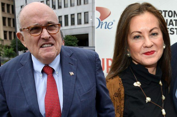 Rudy Giuliani S Wife Says He S A Cheating Liar Rudy Giuliani Married Woman Respect Your Wife