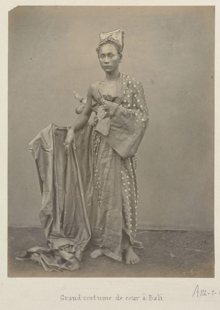 Balinese hofkleding