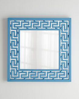 H6S5W NM EXCLUSIVE Greek-Key Mirror