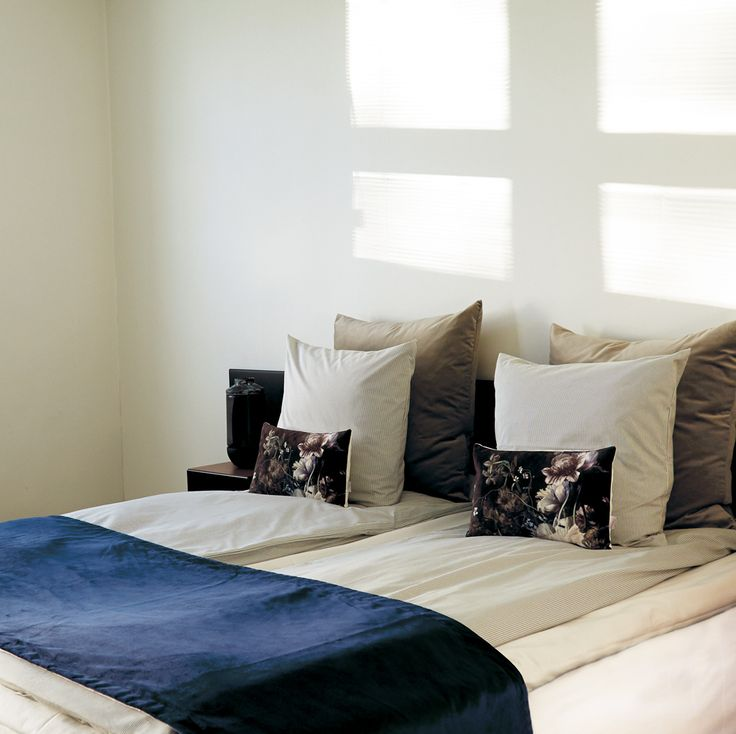A.U Maison SS17. #aumaison #interior #homedecor #styling #danishdesign #bedroom #bedlinen #bedrunner #hotelfeeling