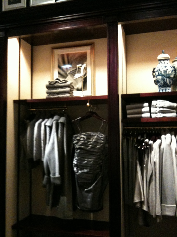 Ralph Lauren Store Closet Inspiration Hc Dressing Room