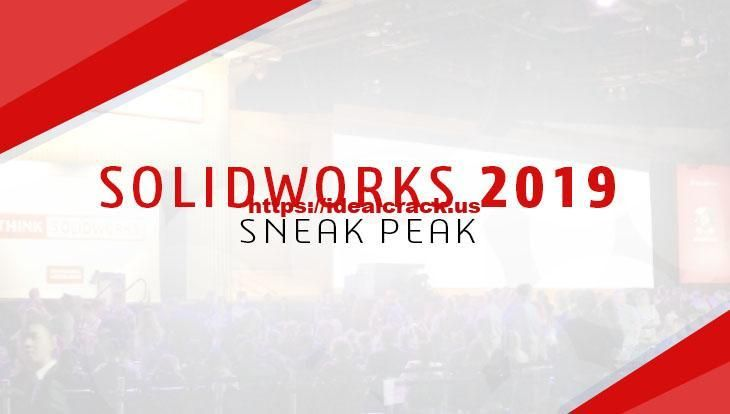 SolidWorks 2019 Crack+Patch+Activator Full Version Free