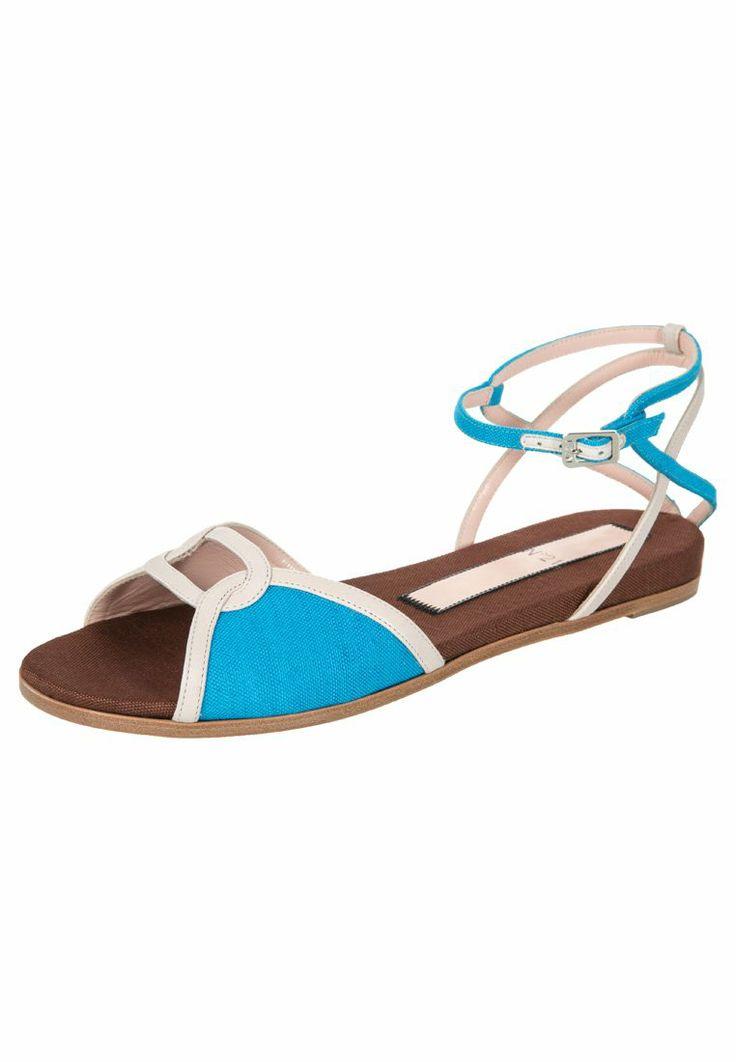 N° 21 - Sandali - blu =150€