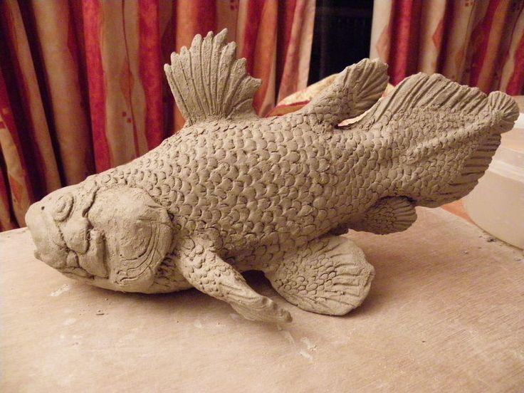 17 meilleures id es propos de poissons d 39 argile sur pinterest art de l 39 argile ceramica et - Idee de creation avec de l argile ...