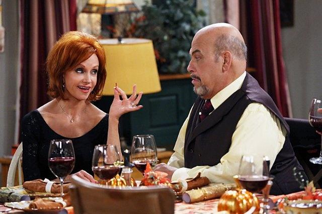 Swoosie Kurtz and Jon Polito in Mike & Molly